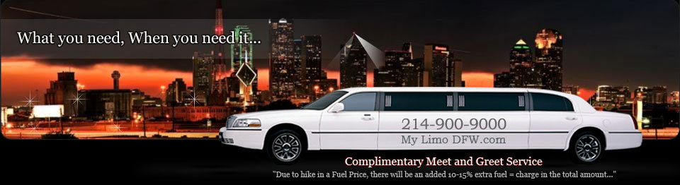 Dfw Airport Taxi Car Service Irving Tx